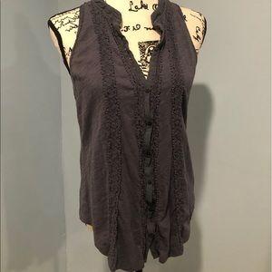 anthropologie 🌸 meadow rue 🌺 medium blouse
